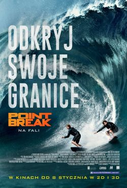 Point Break - na fali / Point Break
