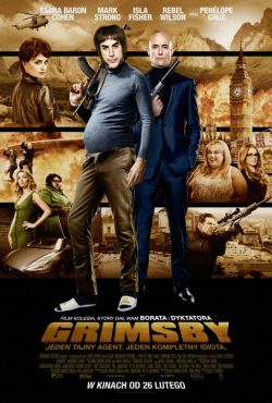Grimsby / The Brothers Grimsby