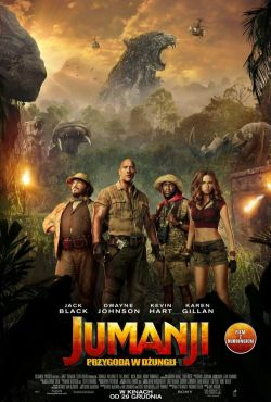 [3D]Jumanji: Przygoda w dżungli / [3D] Jumanji: Welcome to the Jungle