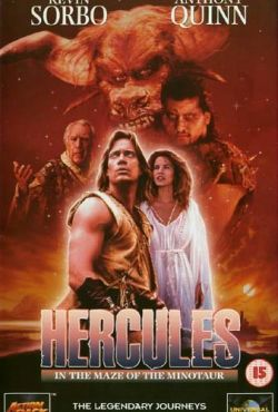 Herkules w labiryncie Minotaura / Hercules in the Maze of the Minotaur
