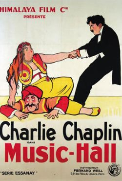 Charlie w Music-Halu / Night in the Show, A