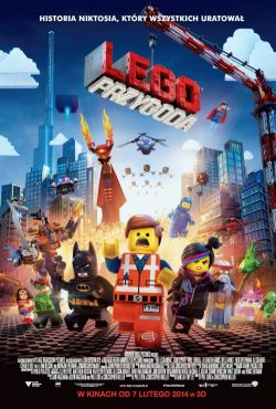 LEGO® PRZYGODA / The Lego Movie