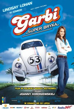 Garbi - Super bryka / Herbie: Fully Loaded