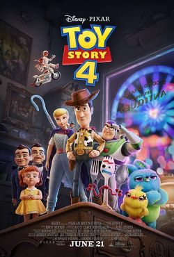 [3D] Toy Story 4