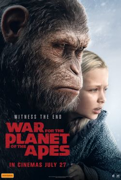 [3D] Wojna o planetę małp / War for the Planet of the Apes