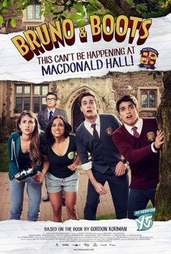 Bruno i Bucior: To Niemożliwe w Macdonald Hall / Bruno and Boots: This Cant Be Happening at Macdonald Hall