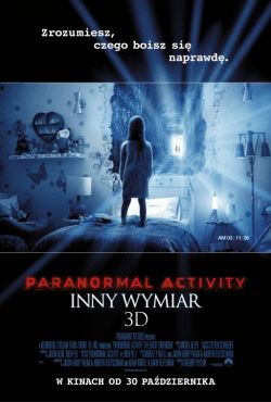[3D] Paranormal Activity: Inny wymiar / Paranormal Activity: The Ghost Dimension