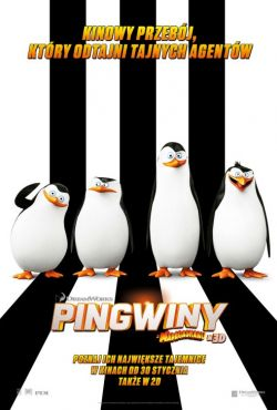 Pingwiny z Madagaskaru / Penguins of Madagascar