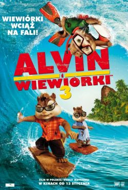 Alvin i Wiewiórki 3 / Alvin and the Chipmunks: Chip-Wrecked