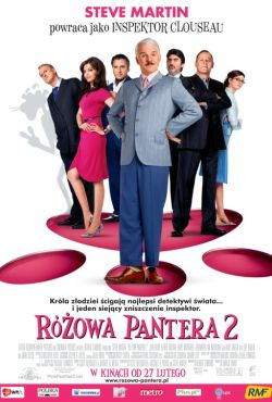 Różowa Pantera 2 / The Pink Panther 2