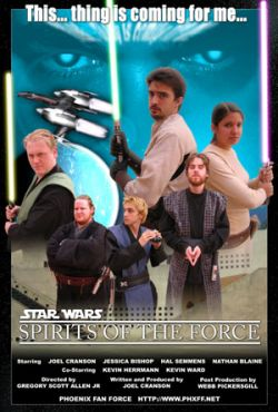 Star Wars: Spirists of The Force
