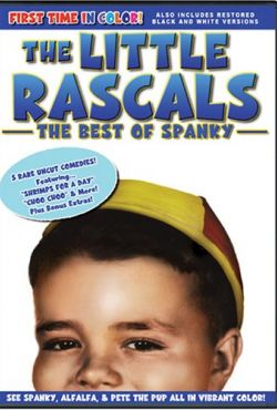 Klan urwisów: Spanky / The Little Rascals: The Best of Spanky