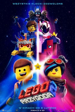 LEGO® PRZYGODA 2 / The LEGO Movie 2: The Second Part