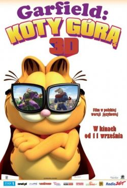 Garfield: Koty górą / Garfield's Pet Force
