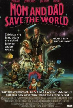 Mama i tata ocalają świat / Mom and Dad Save the World