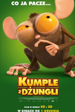 Kumple z dżungli / Les As de la Jungle