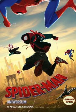 [3D] Spider-Man Uniwersum / Spider-Man: Into the Spider-Verse