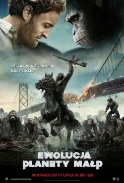 Ewolucja planety małp / Dawn of the Planet of the Apes