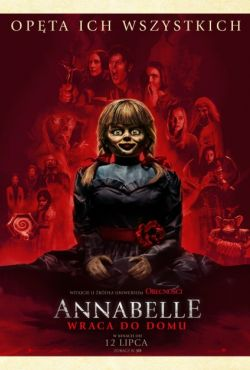 Annabelle wraca do domu / Annabelle Comes Home